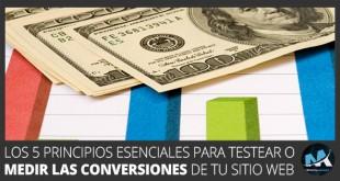 medir las conversiones